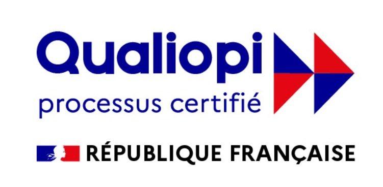 07/05/2021 Qualiopi certifié